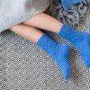 НИТИ краљевско плаве чарапе