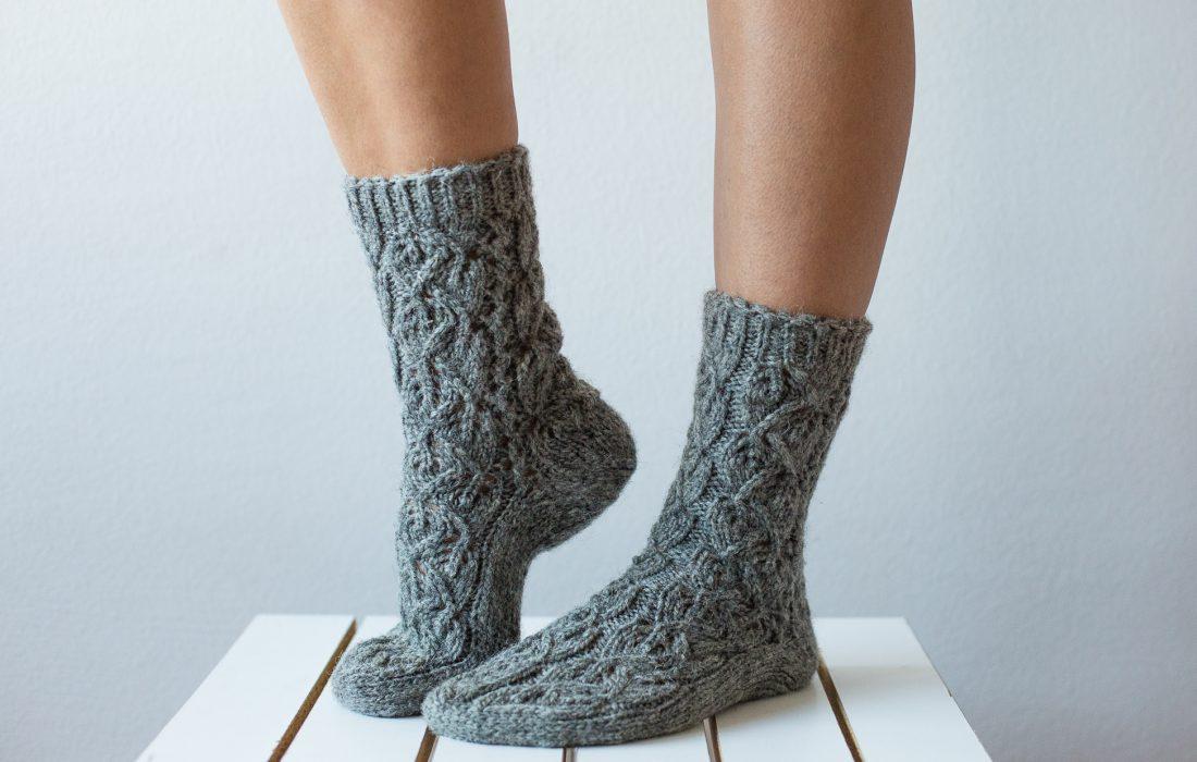 NITI čarape sive 1